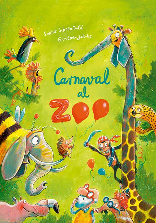 Carnaval al zoo; Dents bestials
